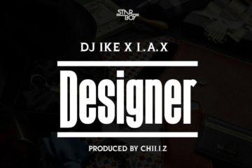 DJ Ike L.A.X Designer Art