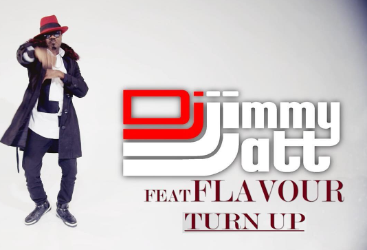 VIDEO: DJ Jimmy Jatt ft. Flavour - Turn Up