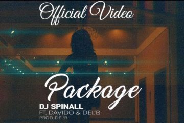 VIDEO: DJ Spinall ft. Davido & Del'B – Package