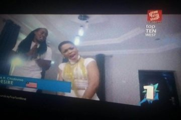 F.A – F.A Claims the No. 1 Spot on Soundcity West African Music & Video Chart