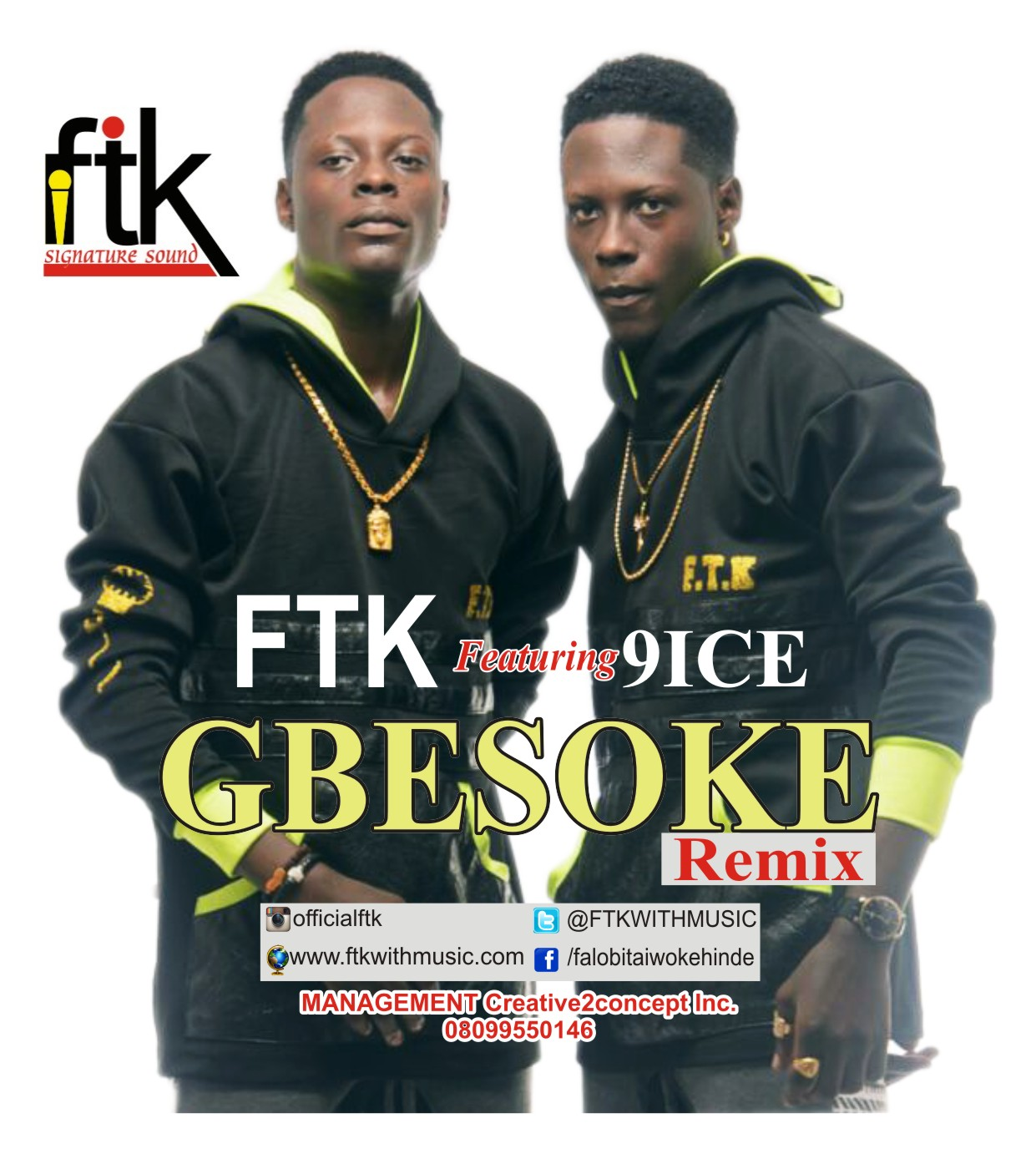 VIDEO: FTK ft. 9ice – Gbesoke