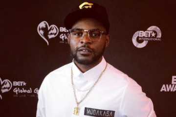 Falz wins International Viewers' Choice Award & Black Coffee wins Best International Act (Africa) @ BET Awards 2016