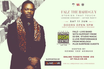 Simi Joins Falz For His UK Tour