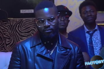 "Factory78: Falz ""Meet And Greet Session"" in London 2016"