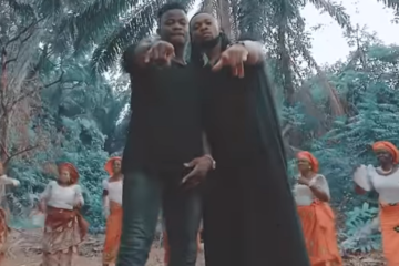 Flavour Selebobo Mmege video