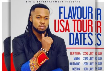 Flavour US/Canada Tour 2016 | Presented by Big A Entertainment & 2nite Entertainment