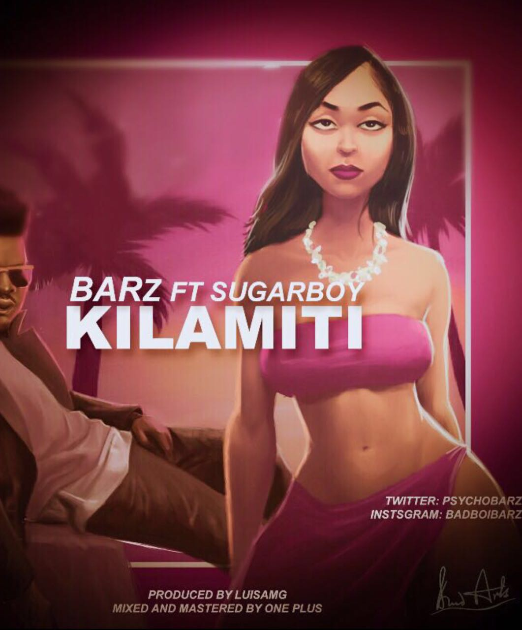 Barz ft. SugarBoy – Kilamiti