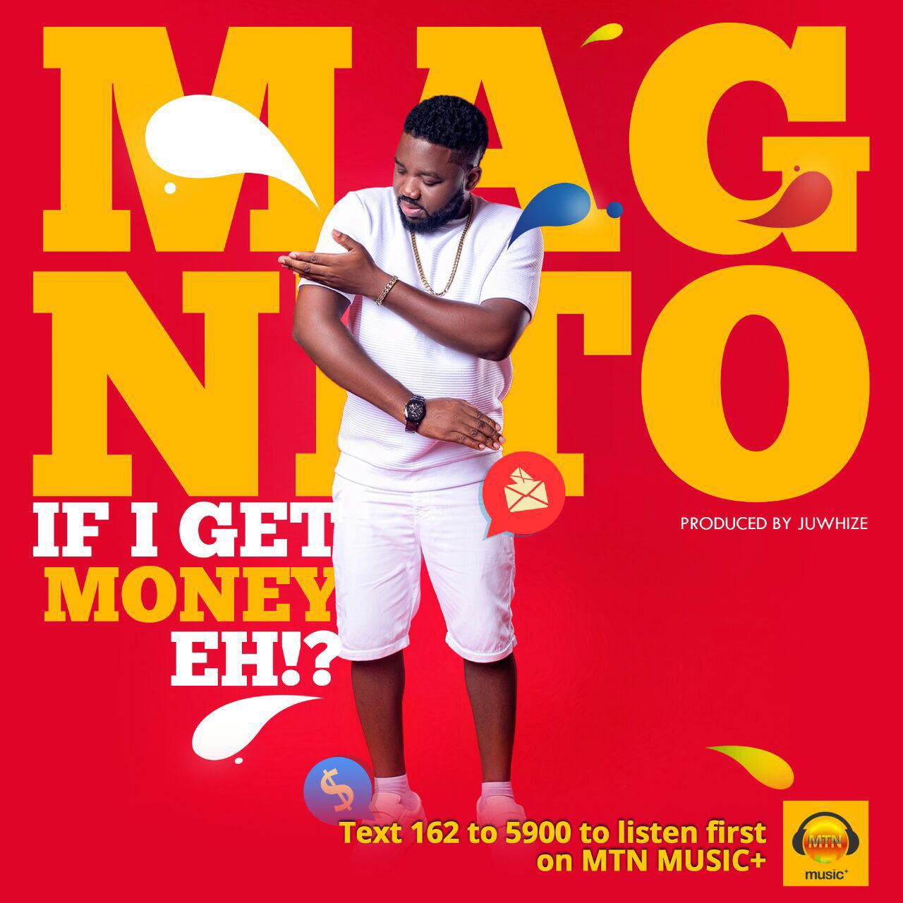 Magnito - If I Get Money Eh