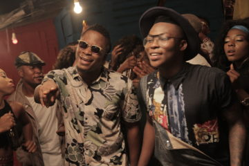 Jaywon ft. Reekado Banks – Gbadun | B-T-S VIDEO + Photos