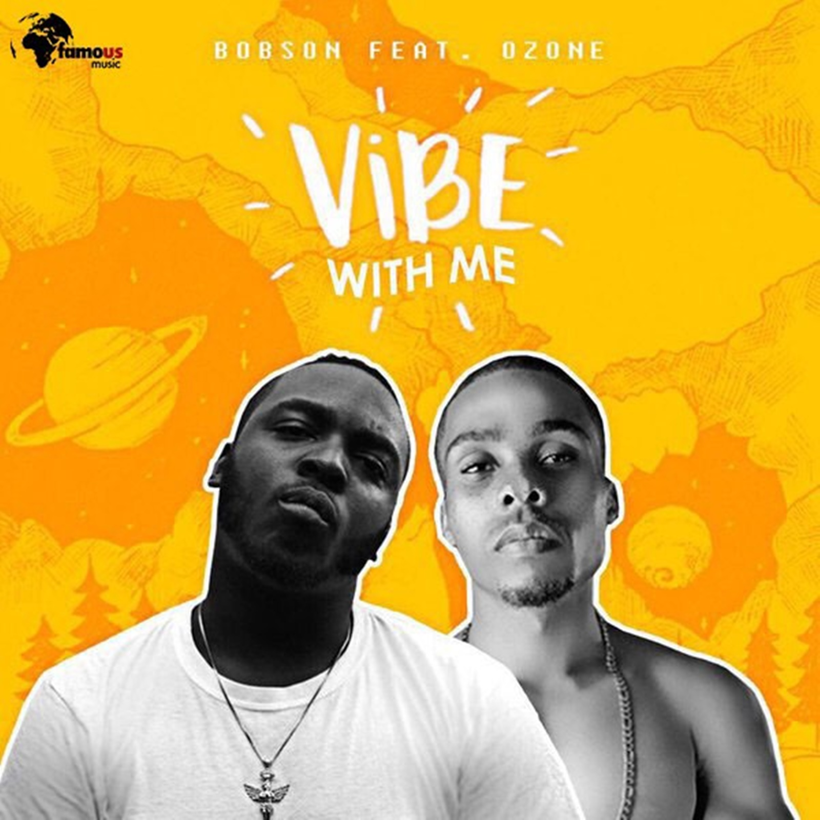 VIDEO: Bobson ft. Ozone – Vibe With Me