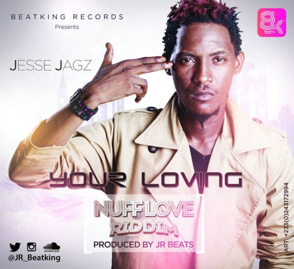 Jesse Jagz Your Loving Art
