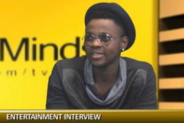 "VIDEO: ""My Age Is My Business"" – Kiss Daniel on Rubbin' Minds"