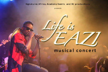 "Mr Eazi Brings The New African Sound To The UK | ""Life Is Eazi Concert"""