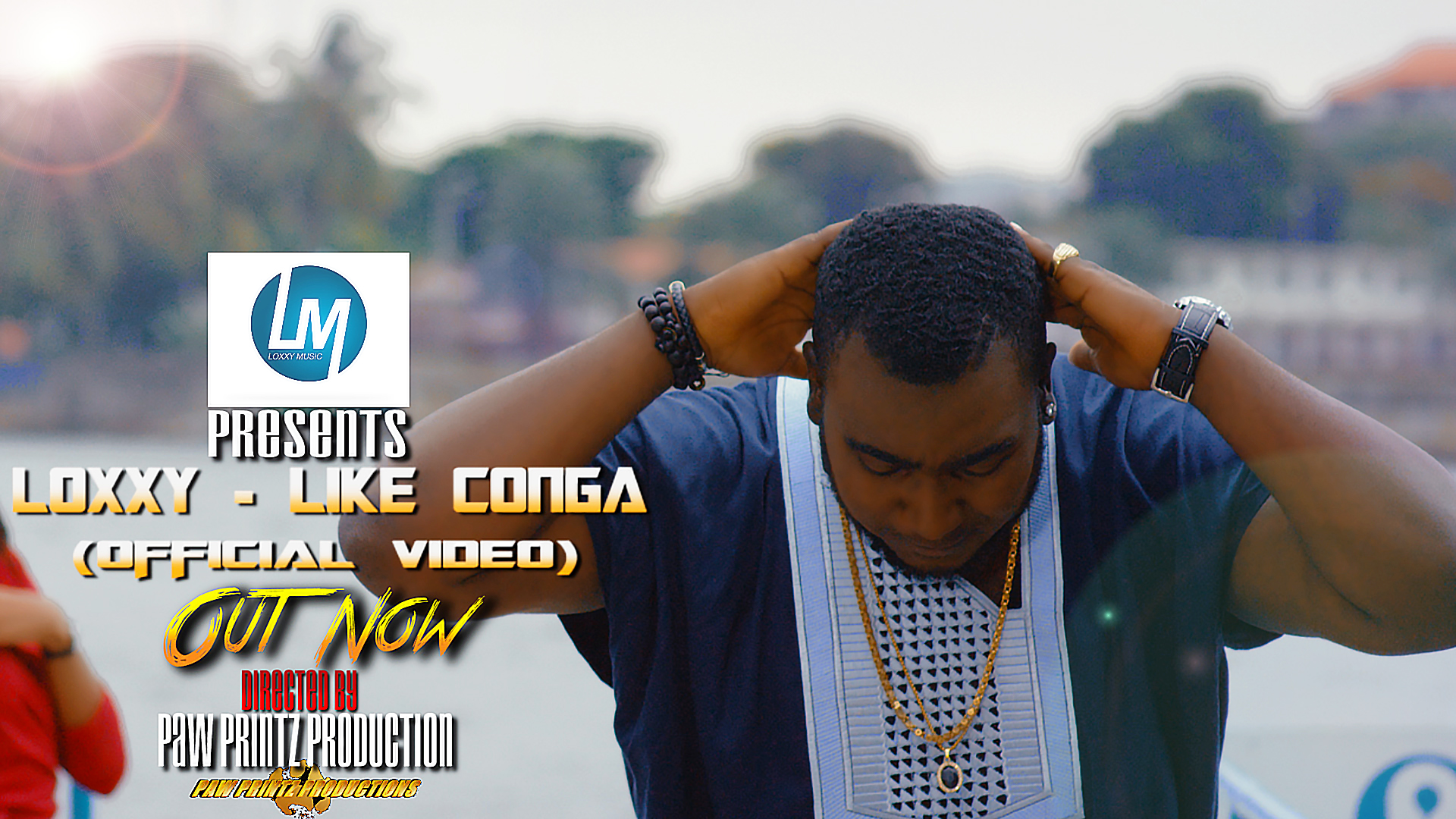 VIDEO: Loxxy - Like Conga
