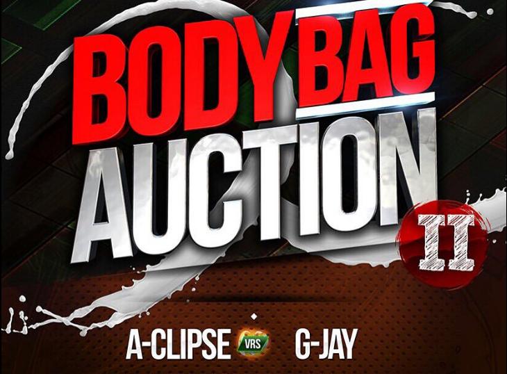 LyricalWars GH Body Bag Auction II