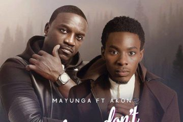 VIDEO: Mayunga ft. Akon – Please Don't Go Away