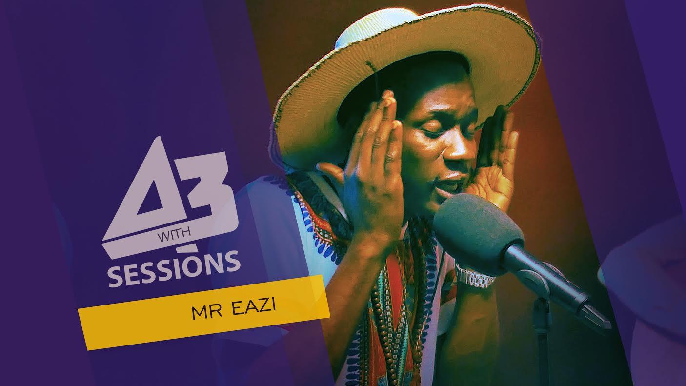 Mr Eazi A3 Sessions