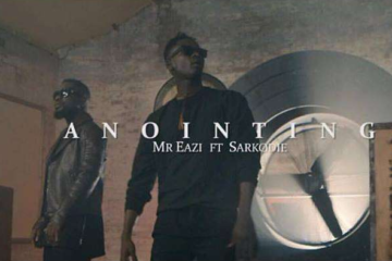 VIDEO: Mr Eazi – Anointing Ft. Sarkodie