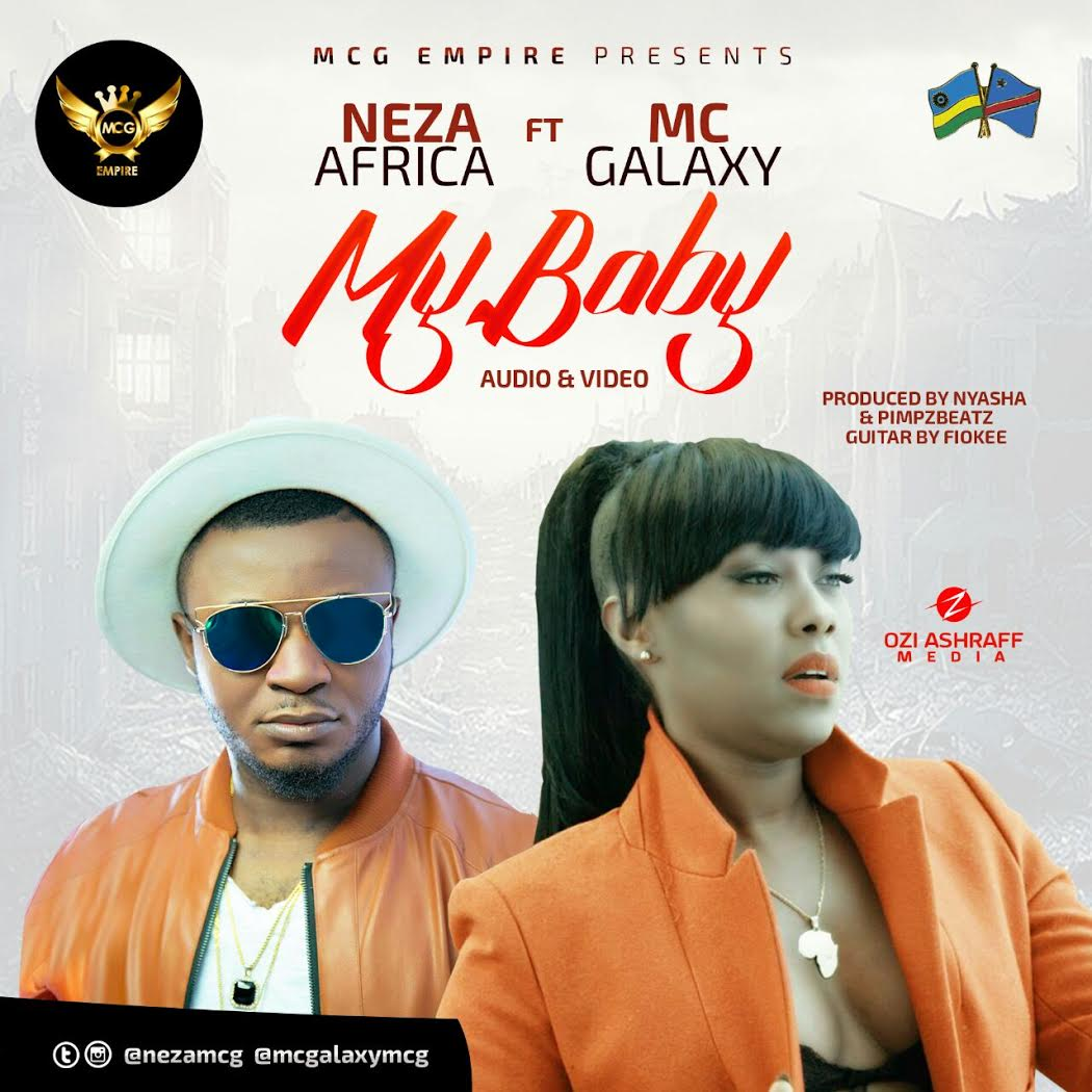 Neza MC Galaxy Your Baby Art