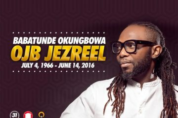 Legendary Music Producer, OJB Jezreel Dies At Age 49