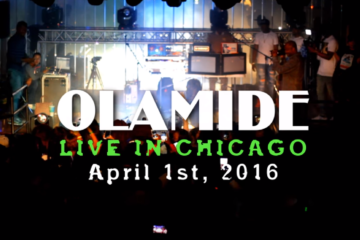 VIDEO: Olamide Live In Concert | Chicago