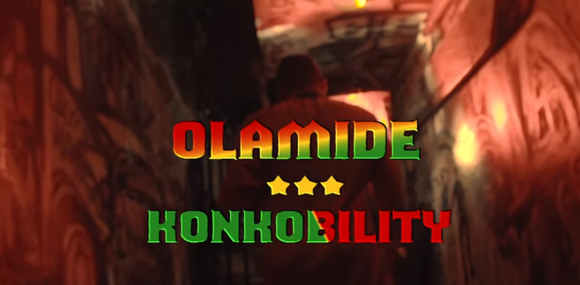 VIDEO: Olamide - Konkobility