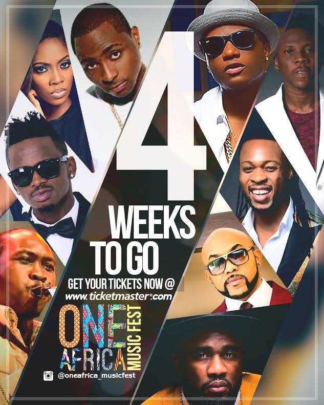 One Africa 4 Weeks