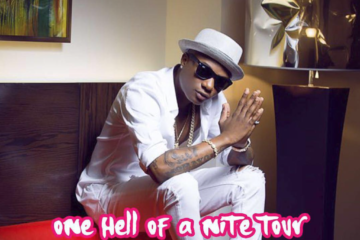 Chris Brown Enlists Wizkid For European Tour