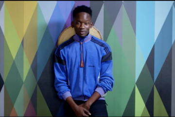VIDEO: Mr Eazi – Hollup