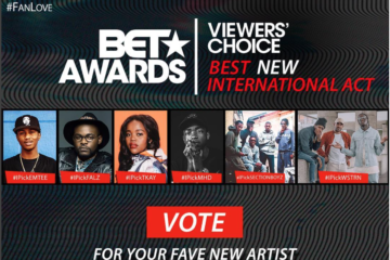 Falz Bags His First BET Awards Nomination