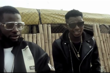 VIDEO: Mo'Barz Kidifa ft. WeldySheddy  – My Matter