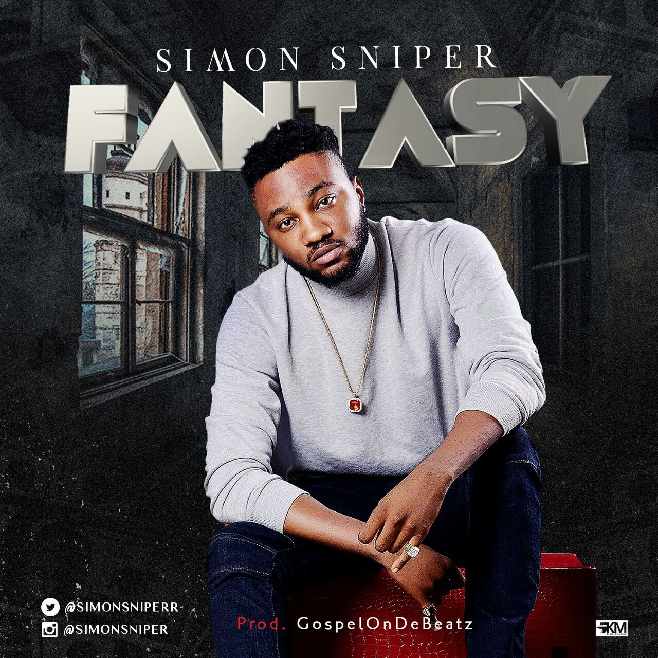 Simon Sniper – Fantasy (Prod. GospelOnDeBeatz)