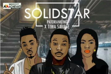 Solidstar ft. Patoranking x Tiwa Savage – Wait (Refix)