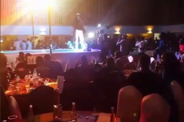 VIDEO: Terry G Slaps DJ, Gets Booed Off Stage