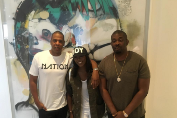 Tiwa Savage & Don Jazzy Meet Jay-Z as Singer Signs w/ Roc Nation