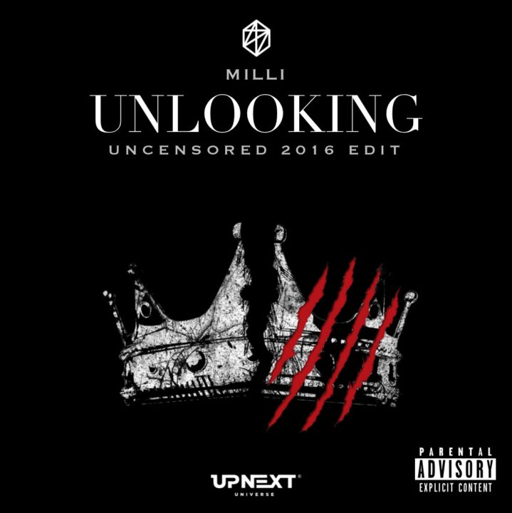 UNLOOKING UNCENSORED (2016 EDIT) Single Artwork