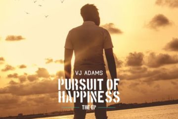 VJ Adams Pursuit of Happiness Art