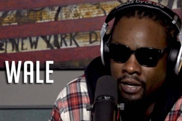 "VIDEO: Wale Talks Davido and Drake's ""Controlla"" Being Influenced by Wizkid"