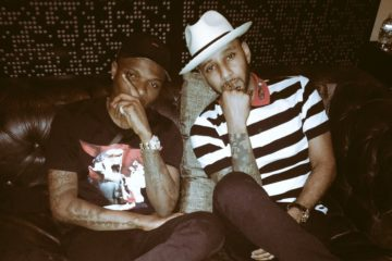Wizkid & Swizz Beatz Link Up In New York To Record Songs