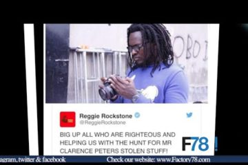 F78 NEWS: Clarence Peters robbed in Ghana, Lynxxx Switches to Gospel Rap, Wale, Wizkid X More