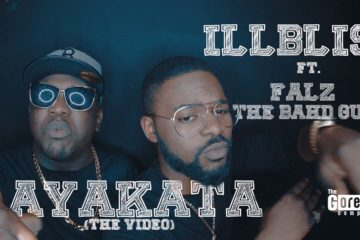 VIDEO: iLLbliss ft. Falz – Ayakata