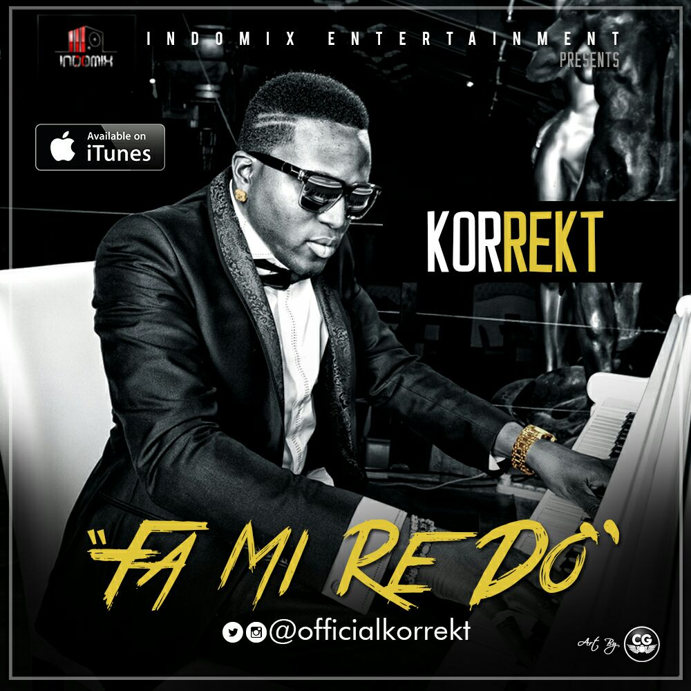 Korrekt – Fa Mi Re Do (prod. PJAY)