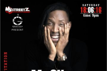 MyStreetz to Host Mr 2kay in Port Harcourt