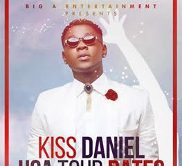 "Kiss Daniel ""New Era"" USA Tour 2016"