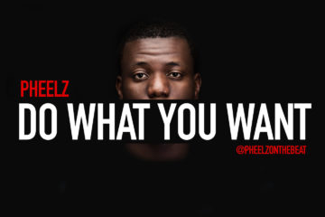Pheelz – Do What You Want (prod. Pheelz)