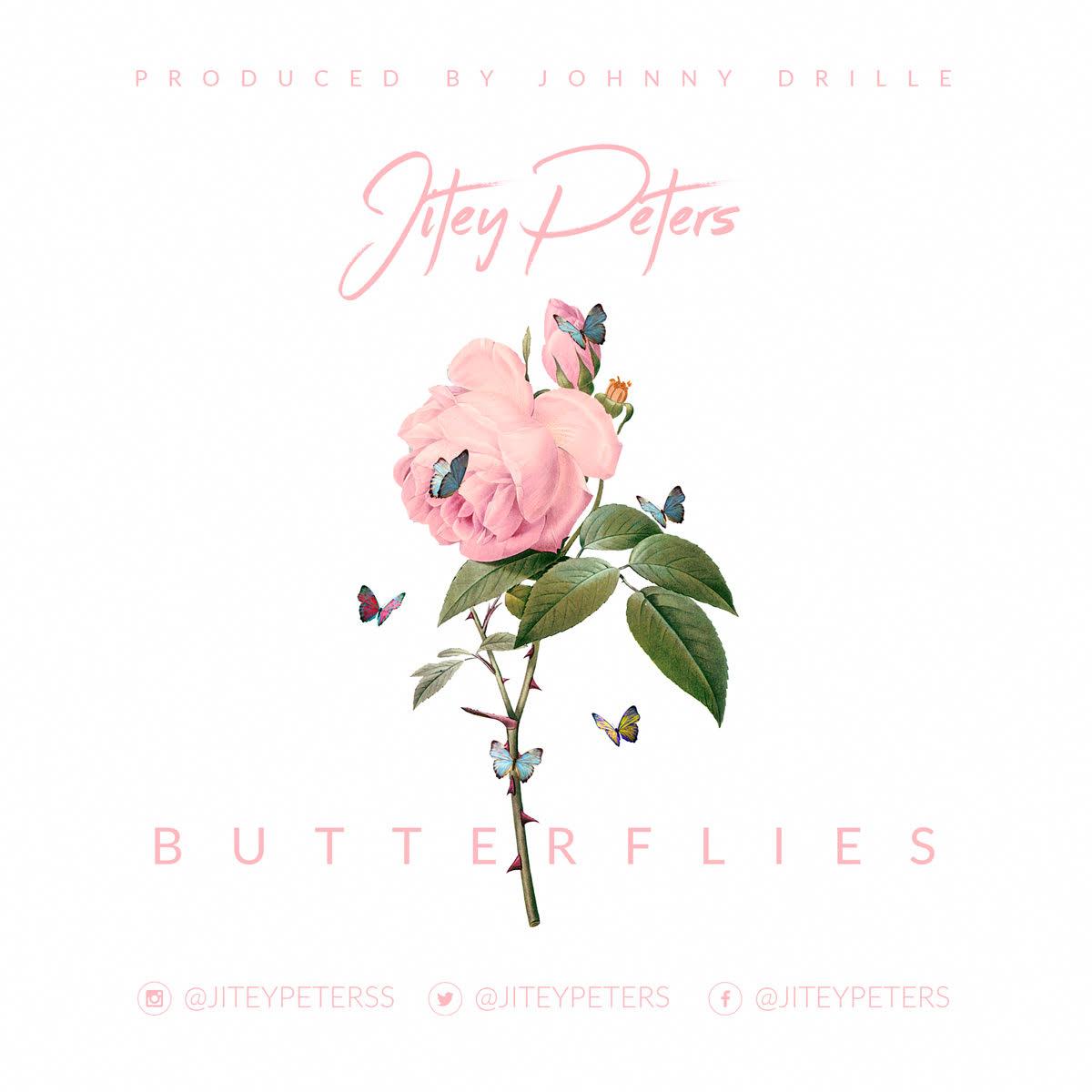 Jitey Peters – Butterflies (prod. Johnny Drille)