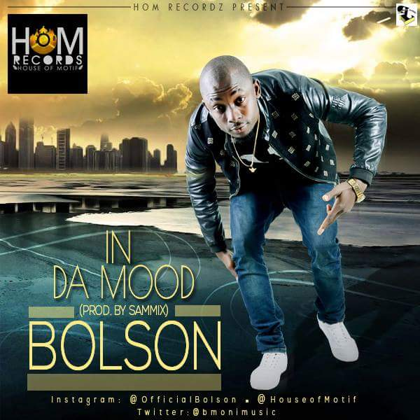 Bolson – In Da Mood (prod. Sammix)