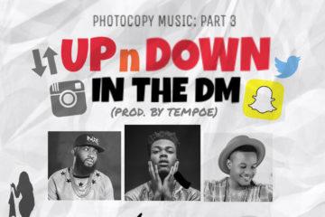 Ckay ft. Loose Kaynon x Kheengz – UpnDown In The DM