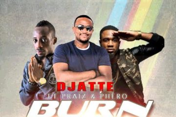 DJ Atte Burn Out Art