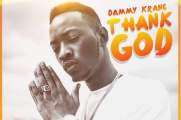 World Premiere: Dammy Krane – Thank God (prod. Giggz)